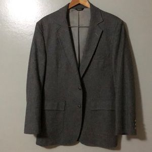 Other - Mens Gray Blazer! In excellent condition.